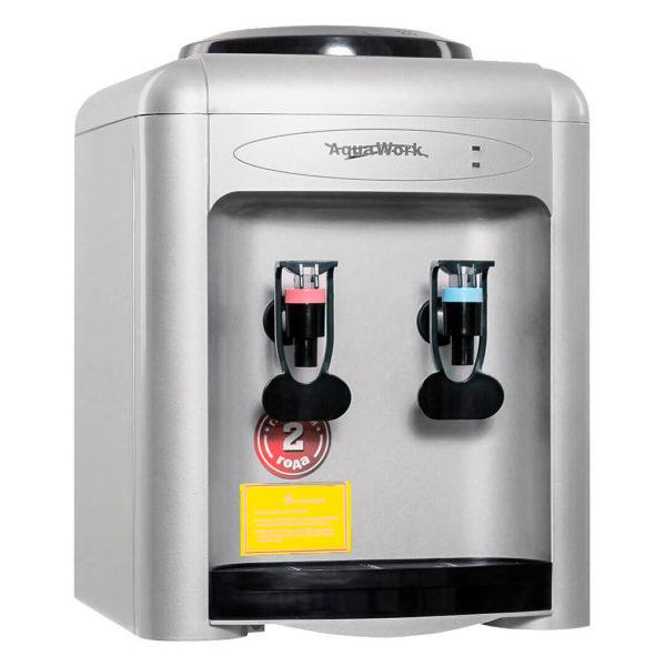 Кулер для воды Aqua Work 0,7-TD (серебро)