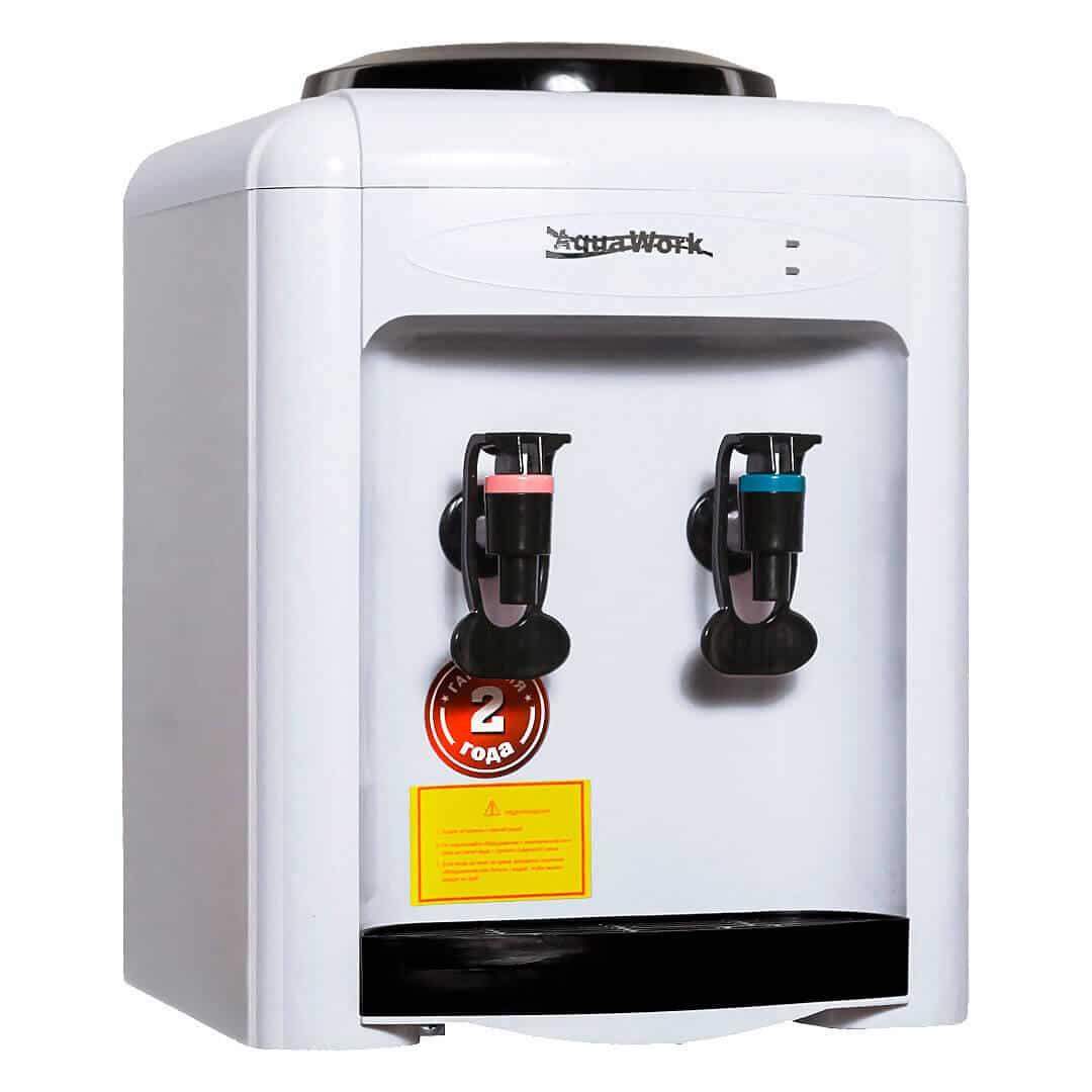 Кулер для воды Aqua Work 0,7-TD (белый)
