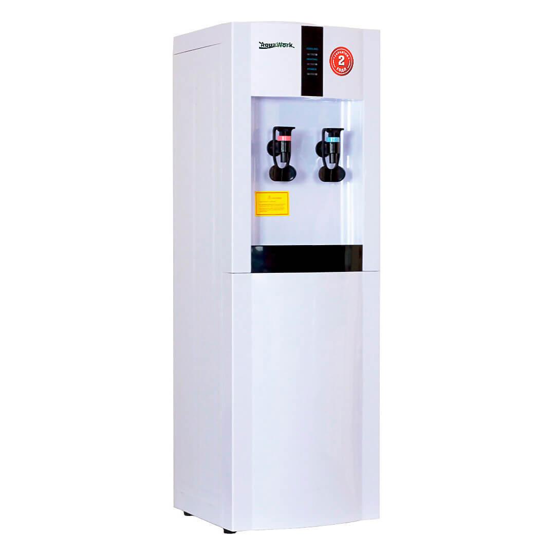 Кулер для воды Aqua Work 16 L/E (белый)