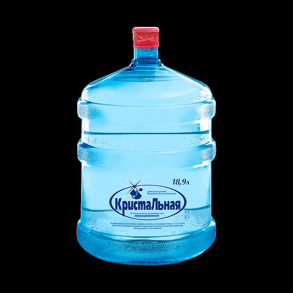 Вода питьевая Кристальная-йодированная