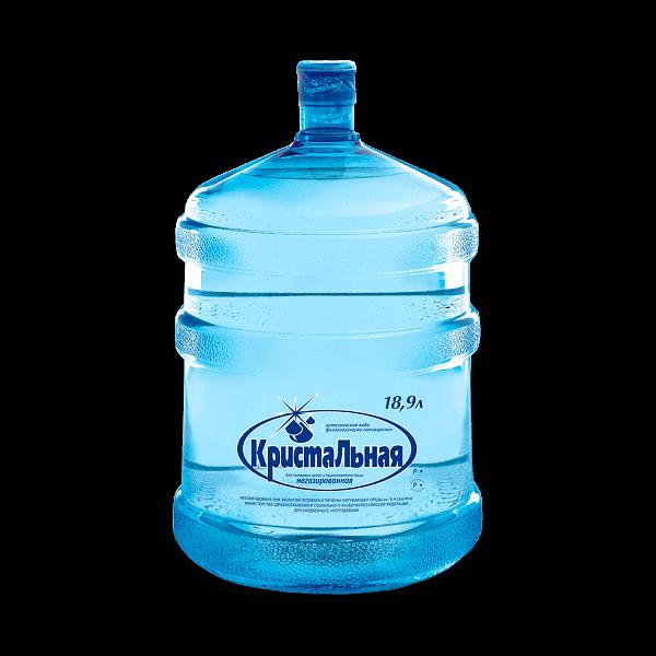 Вода питьевая Кристальная