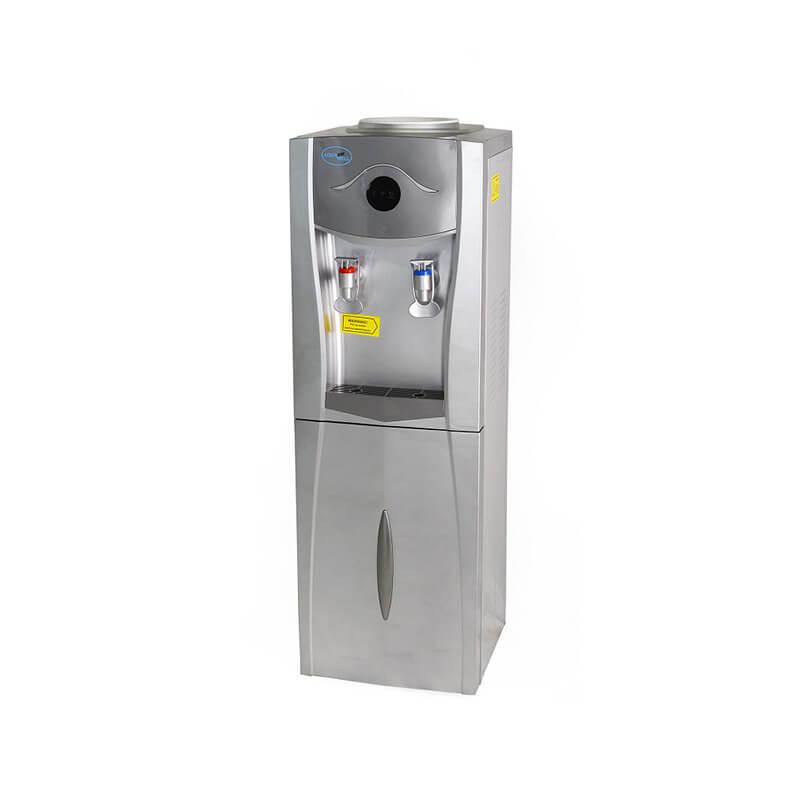 Кулер для воды Aqua Well 03-LD ПЭ Silver/Grey
