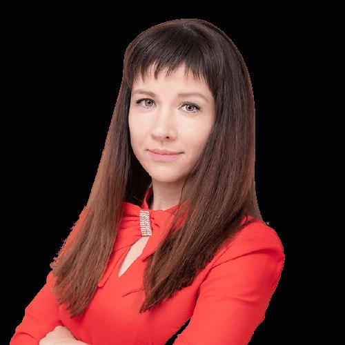 Женщина Радченко