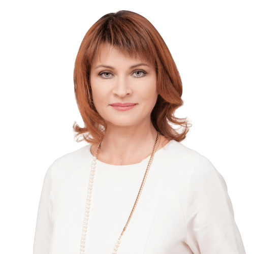Женщина Зайцева