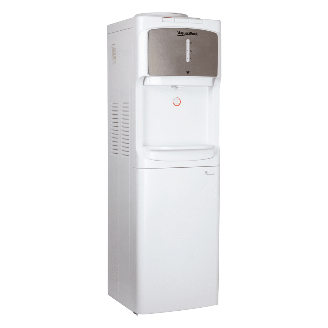 Кулер для воды Aqua Work R83-B (белый)