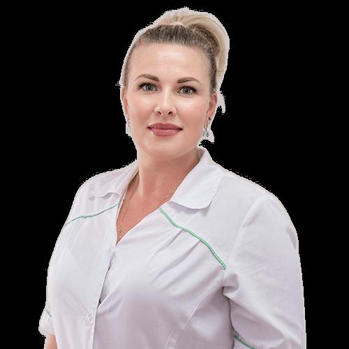 Женщина Козлова Елена Вячеславовна